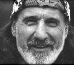 The real Frank Serpico who was depicted by Al Pacino in the movie bearing the same name